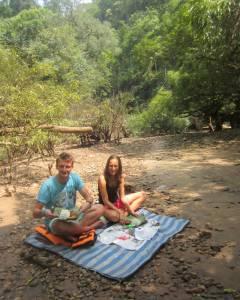 Lunch w dżungli