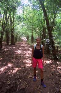 Trekking przez dżunglę
