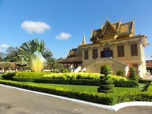 Pałac Królewski, Phnom Pehn