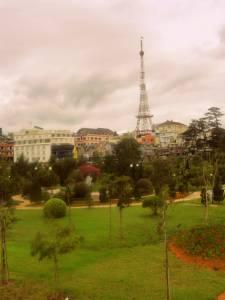 Dalat - prawie jak Paryż