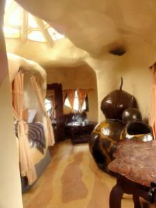 Pokoje dla krasnoludków w Crazy House