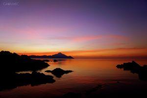 Jeden z piękniejszych wschodów słońca, które widziałam!