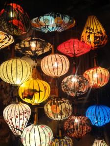Lampiony w Hoi An są wszędzie!