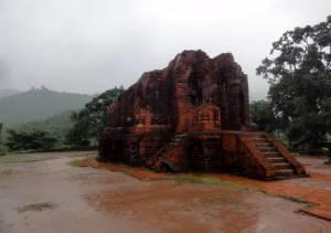 Świątynia odrestaurowana z pomocą Włochów