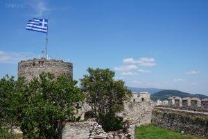 Cudownie było zwiedzać zamek samemu!