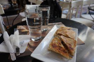 Grecki przysmak - trochę tarta, trochę naleśnik