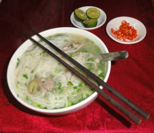 Wszechobecna zupa Pho