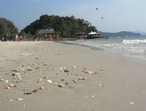 Cenang Beach i jej atrakcje