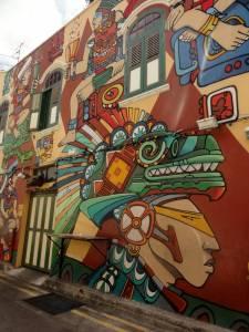 Okolice Arab Street