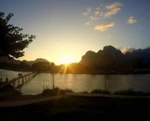 Kolejny wspaniały zachód słońca!