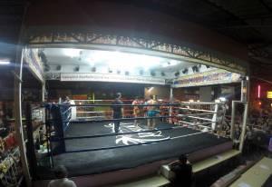 Tajski boks!