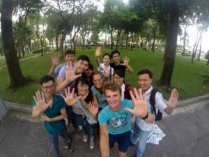 Piątki z podróży! Ho Chi Minh City!