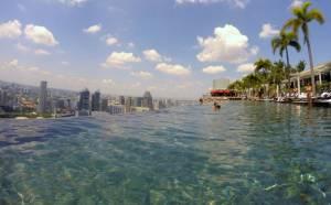 Najwyżej położony basen na świecie!