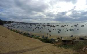 Tysiące kutrów rybackich za dnia