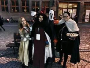 Halloweenowa akcja Fundacji!