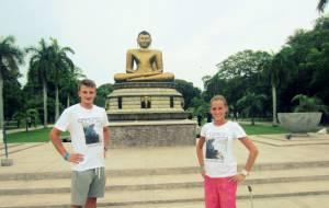 Gamońscy w Kolombo