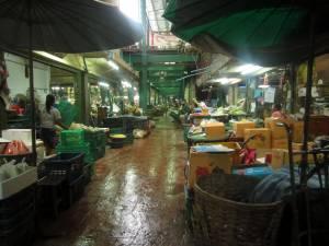 Pak Khlong Market