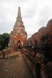 Ruiny Ayutthayi