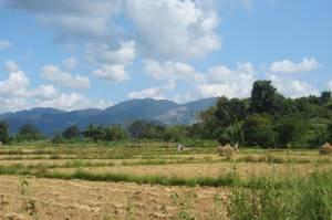 Piękny Laos