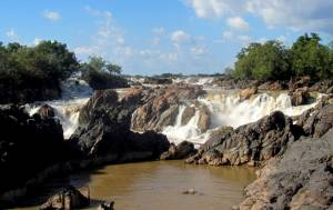 Wodospad na Don Khon