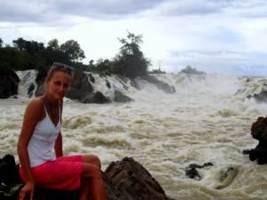 Najszerszy wodospad w Azji