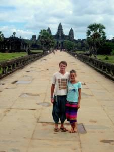 Angkor Wat - świątynia-Matka