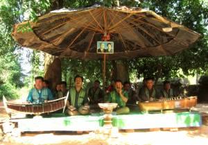 Zespół składający się z osób poszkodowanych przez niezabezpieczone miny