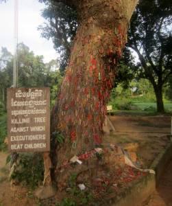 Drzewo, o które zabijano niemowlęta