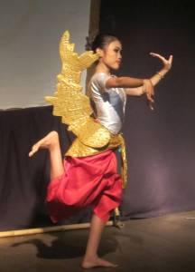 Apsara - tradycyjny khmerski taniec