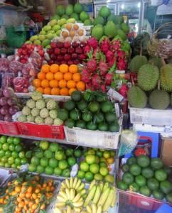 Okolice Ben Thanh Market