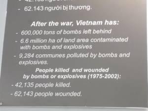 W Muzeum Pozostałości Wojennych...