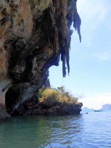 Przepiękne skały dodające Railay uroku!