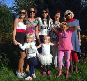 Wszystkie kobiety w naszej rodzince!