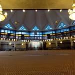 Wnętrze Meczetu Narodowego