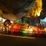 Wielki Budda w Batu Caves