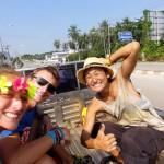 Autostop wraz z najbardziej pozytywnym człowiekiem świata!