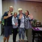 Piątki ode mnie, Oli i małżeństwa, które przyjechało do Azji stopem!