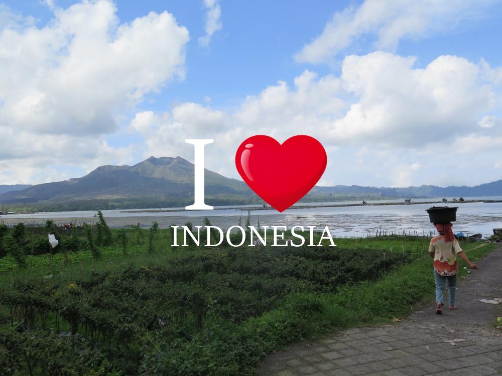 Kocham Indonezję
