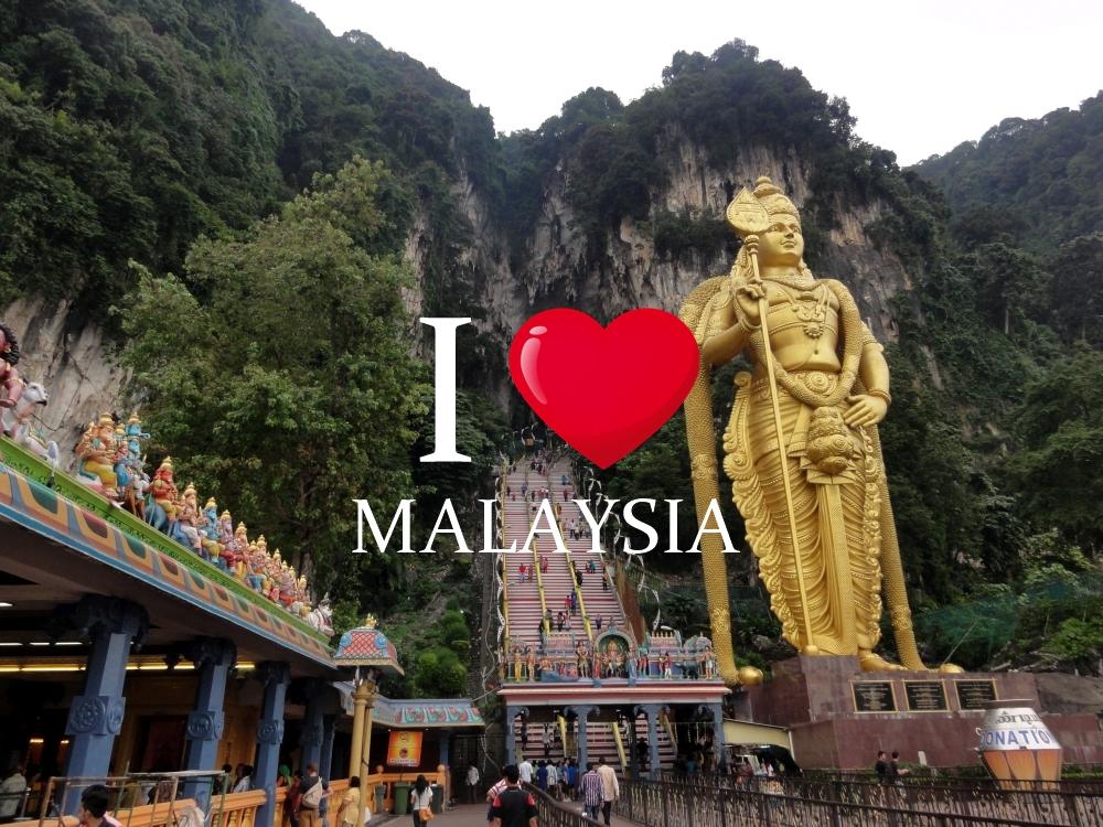 Kocham-Malezje