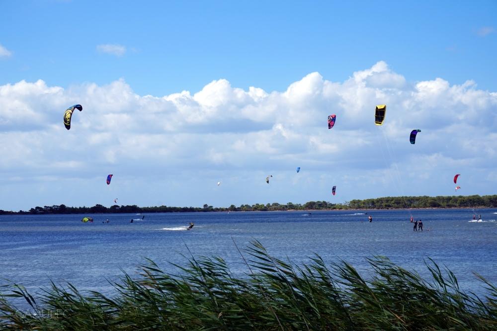 Kitesurfing na Sycylii