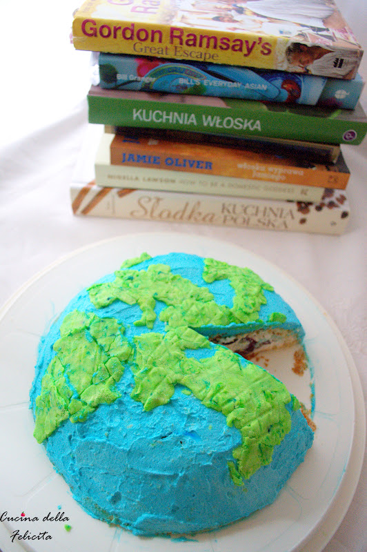 ciasto globus
