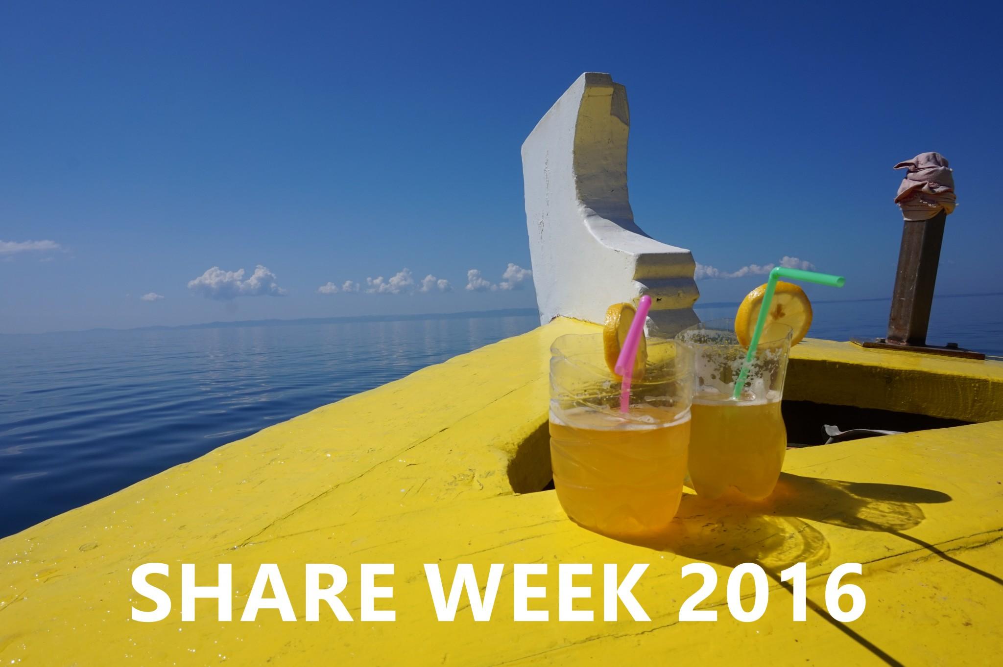 Share week 2016