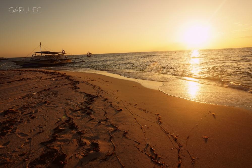 podziwiać zachody słońca...