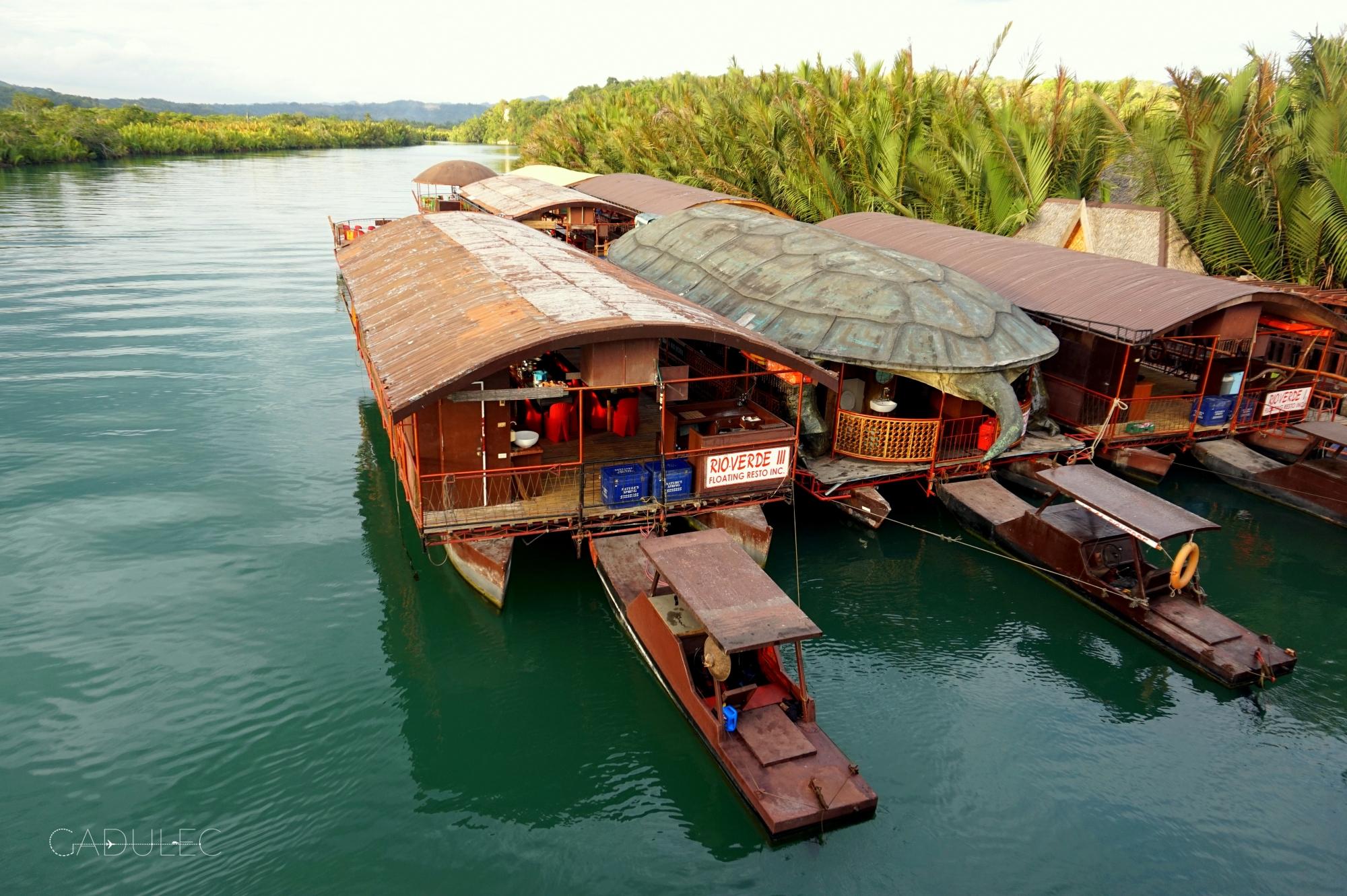 Pływające restauracje