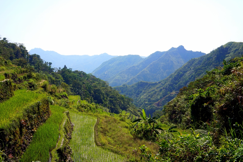 Trekking z Batad do Bangaan