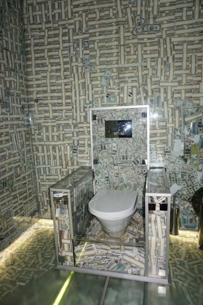 Loża Masońksa toaleta