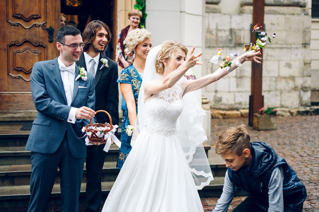 Zupełnie nowe Ślub i wesele na Ukrainie - Gadulec AI44