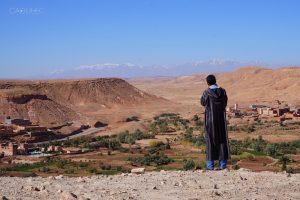 Moje ulubione zdjęcie z Ait Ben Haddou!