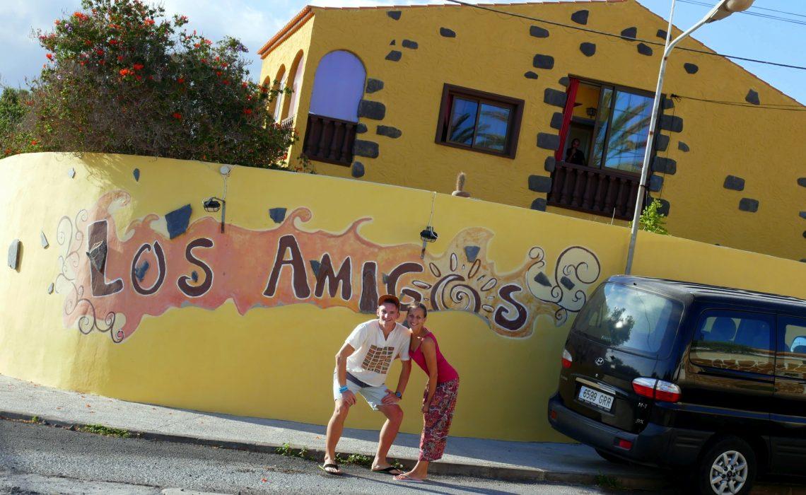 Los Amigos Hostel Workaway
