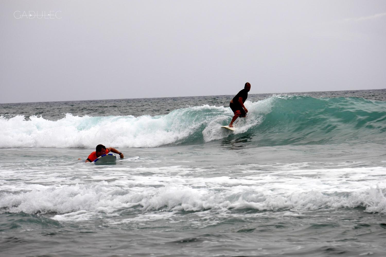 Surfing Las Americas